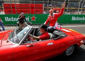 Un exjefe de Ferrari pide que apaguen la radio de Vettel