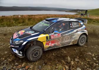 El Mundial de Rallys regresa al sistema de salidas de 2014