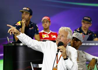 "Whiting: ""Vettel estaba frustrado, su disculpa es suficiente"""