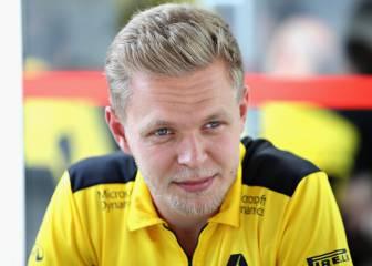Haas anuncia a Magnussen para 2017 junto a Grosjean