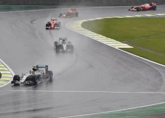 GP Brasil 2016 F1: resultado y clasificación en Interlagos