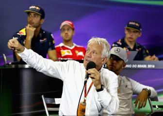 Charlie Whiting: el hombre que decide parar o correr en la F1