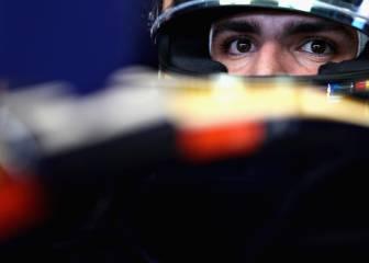 Sainz, sexto: