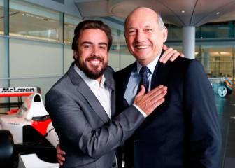 Ron Dennis dejará McLaren después de 35 años al frente