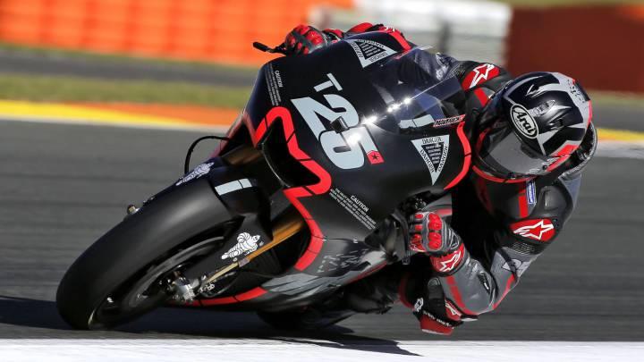 Maverick debuta lo grande con Yamaha y Lorenzo con Ducati