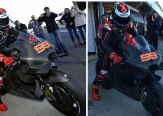 Yamaha presiona a Ducati para que Lorenzo quite el logo