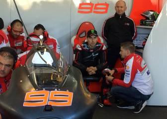 Stoner demostró a Ducati que también pueden volar sin alas