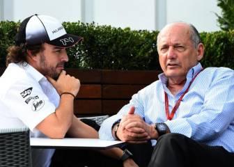 El adiós de Dennis complica el futuro de McLaren... y Alonso