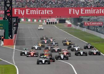 La F1 tiene un plan: 2 carreras de 40 minutos y más show