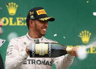 Lewis Hamilton ansía voltear un Mundial por undécima vez