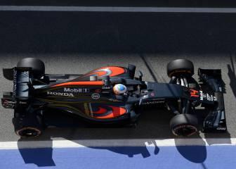 McLaren: Brown no afecta al coche 2017 y urge patrocinador