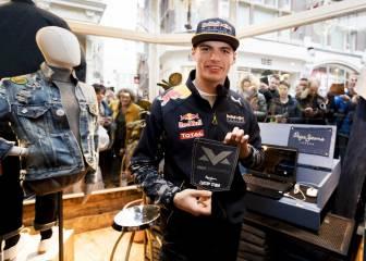 Verstappen: objetivo Vettel, aunque está en F1