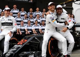 """Alonso lo tiene claro: """"Lo primero, ganar el tercer título"""""""
