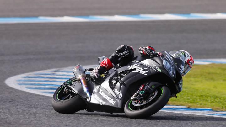 Rea supera con su Superbike a las MotoGP en el test de Jerez