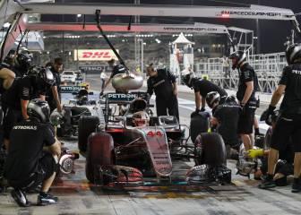 GP Abu Dhabi: resumen de la clasificación en Yas Marina