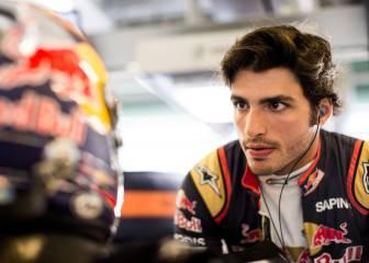 """Sainz y los problemas de Toro Rosso: """"Empieza cuesta arriba"""""""