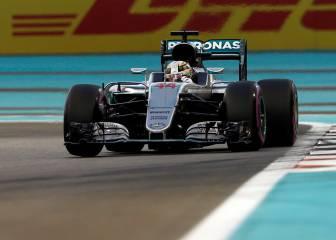 Hamilton da primero: se lleva la pole por delante de Rosberg