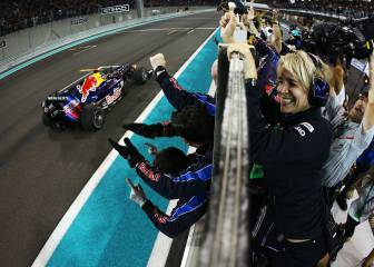 SAbu Dhabi: sólo en 2 de los 7 GGPP la pole llevó a la victoria
