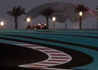 Ferrari también quiere meterse en la batalla de Abu Dhabi