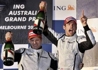 Button se retira de la F1: las mejores imágenes de su carrera