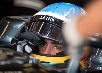 """Fernando Alonso: """"El próximo año todo puede pasar"""""""