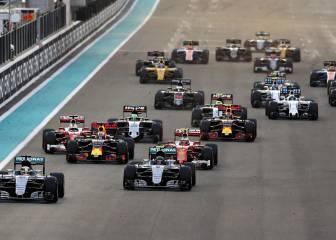 Uno por uno: GP de Abu Dhabi