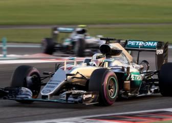 Mercedes pide crédito por dejar competir siempre a sus pilotos