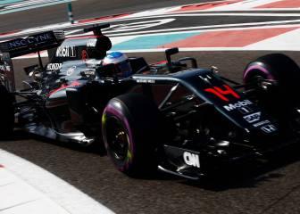 McLaren hará