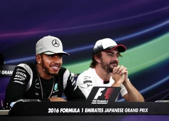 ¿Hamilton junto a Alonso? McLaren no descarta nada