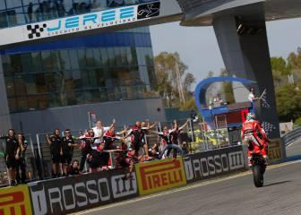 Jerez no acogerá el Mundial de Superbike el próximo año