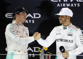 Rosberg es el campeón, pero el mejor para los jefes es Hamilton