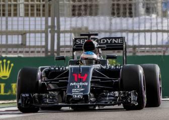 McLaren empieza el curso 2017 con 12.000 km de desventaja
