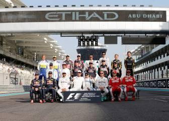 Así está la parrilla de F1 2017: todavía quedan tres vacantes