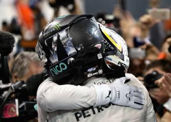 Rosberg vs Hamilton: momentos clave que decidieron el Mundial