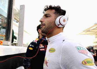 Ricciardo avisa a Red Bull sobre Mercedes: