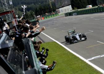 Todos los números de Rosberg en F1: 23 victorias, 30 poles...