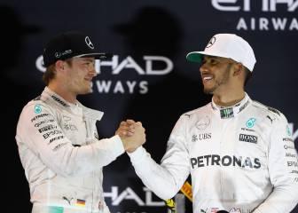 Hamilton ya sabía que Rosberg se iba:
