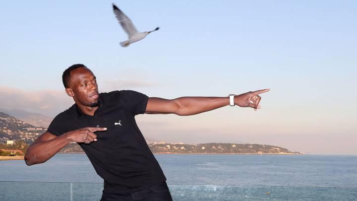 Usain Bolt: \