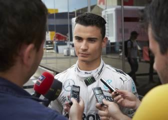 Los candidatos más 'lógicos' de Mercedes para suplir a Rosberg