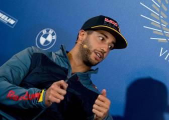 Ricciardo no imitaría a Rosberg: