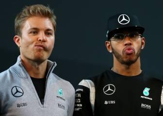 Inglaterra 'culpa' a Hamilton de la retirada de Rosberg