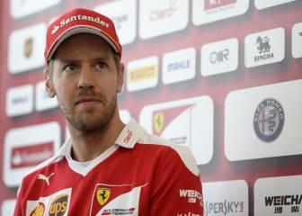 Vettel se desmarca de Mercedes