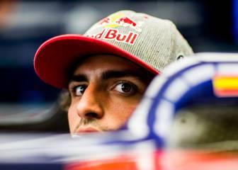 La web de la F1 se moja y mete a Sainz en la lista de Mercedes