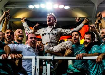 Rosberg y la presión:
