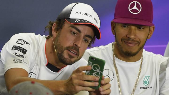 Cumbre en Mercedes: Fernando Alonso es ya la primera opción