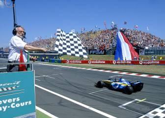 Grosjean, Prost, Alesi, Ocon... Francia al fin sonríe en la F1