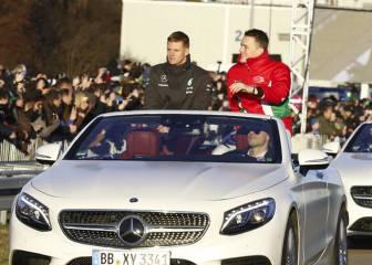 Mick Schumacher está muy cerca de fichar por Mercedes