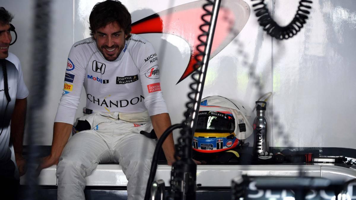 Alonso desea ser campeón del mundo con Mc Laren
