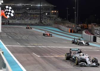 Mercedes lamenta sus órdenes a Hamilton en Abu Dhabi