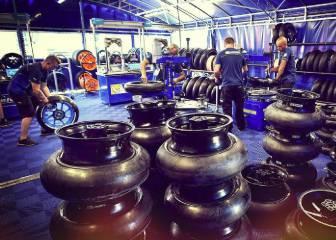 Adiós al Michelin intermedio en el Mundial de MotoGP 2017